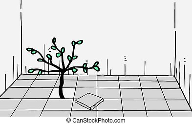 arbre, original