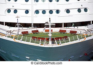 arc bateau, croisière