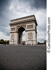 Arc de Triomphe (Arch of Triumph)