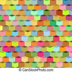 arc-en-ciel, couleur, modèle, résumé, surface, toile de fond