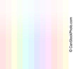arc-en-ciel, fond, dans, pastel, couleurs