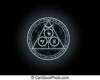Arcane - Magical symbols