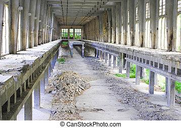archéologie, industriel
