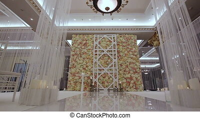 Arch for wedding ceremony - Beautiful arch for the wedding...