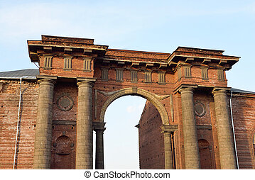Arch of New Holland.