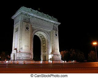 Arch Of Triumph - Arc De Triomphe