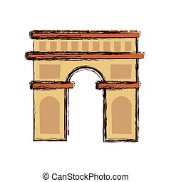 arch of triumph architecture landmark