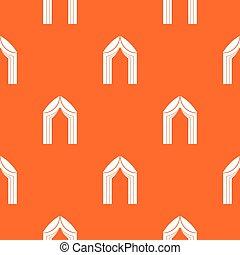 Arch pattern seamless
