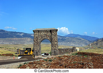 Arch Repair