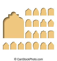 Arch types