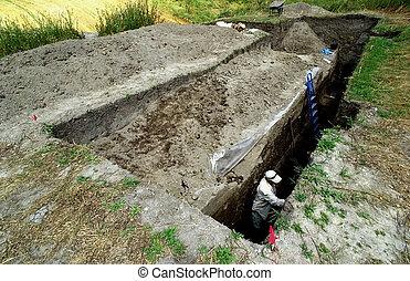 Santul Mare archaeological site (Pecica, Romania)