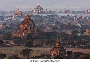 Archaeological Zone - Bagan - Myanmar