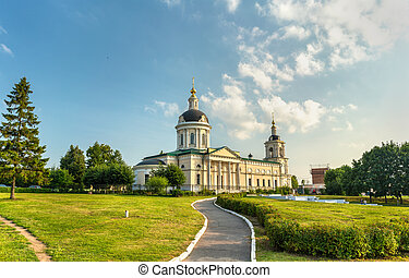 Archangel Michael Church in Kolomna, Russia