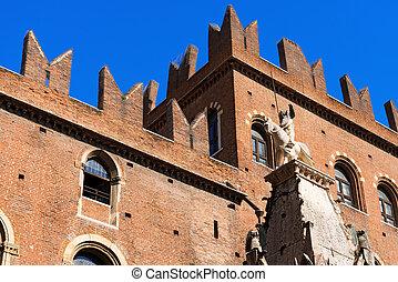 Arche Scaligere of Mastino II - Verona Italy