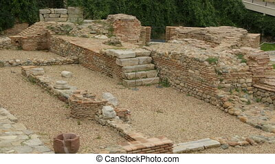 Archeological ruins of Serdica in Sofia