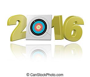 Archery 2016 design