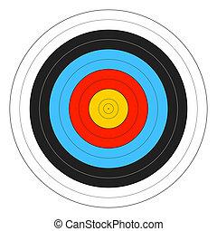 archery doel