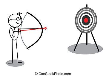 Archery Target Business