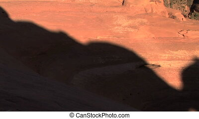 Arches National Park, Delicate Arch, tilt