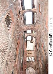 arches of Galluzza