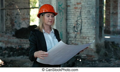 architect builder engineer builder of ruined building