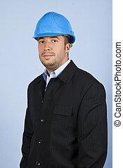 Architect man