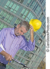 architect, oplossend probleem