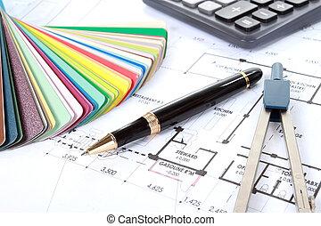 architect project design concept