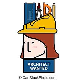 Architect wanted avatar image