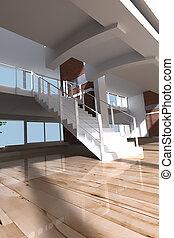 Architect's loft