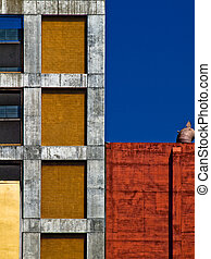 architecturaal, abstract