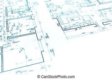 Blueprints background with technical drawing of construction architectural background with construction plan and technical drawing malvernweather Choice Image