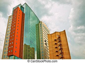 architectural blend