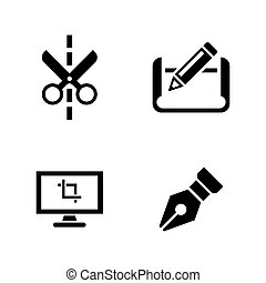 Responsive web technology blueprint cloud illustration vectors architectural blueprint simple related vector icons malvernweather Choice Image