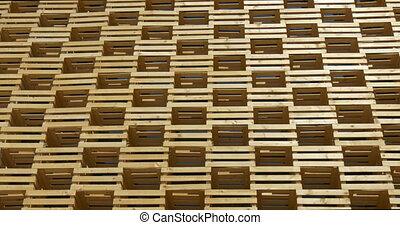 architectural, bois, modèle