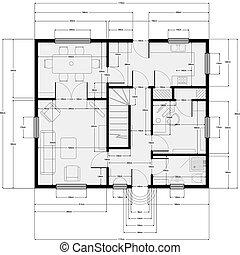 building plans - architectural building plans