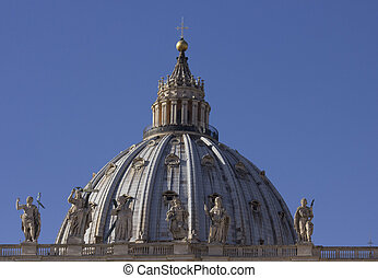 Dome of Saint Peter Basilica