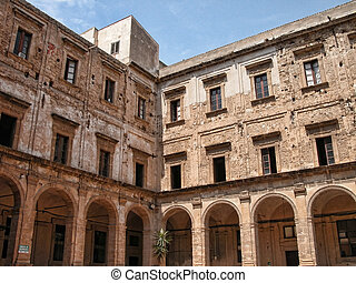 Architectural Detail in Sicily, Italy, Summer 2004