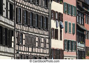 Architectural Detail - Strasbourg - France