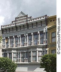 architectural details building