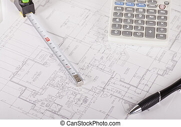 Architectural drawings and tools