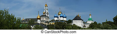 Architectural Ensemble of the Trinity Sergius Lavra in...