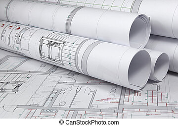 architectural, projets