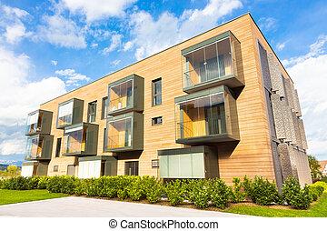 architecture., 住宅の, 現代