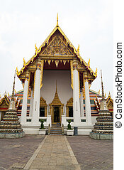 Architecture around bangkok province (Thailand)