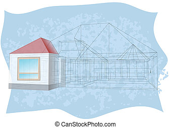 architecture blueprint