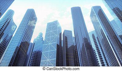 Architecture Business World