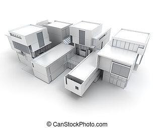 Architecture complex