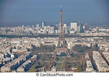 Architecture Detail of Paris, France