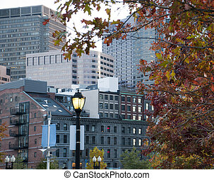 Architecture in Boston